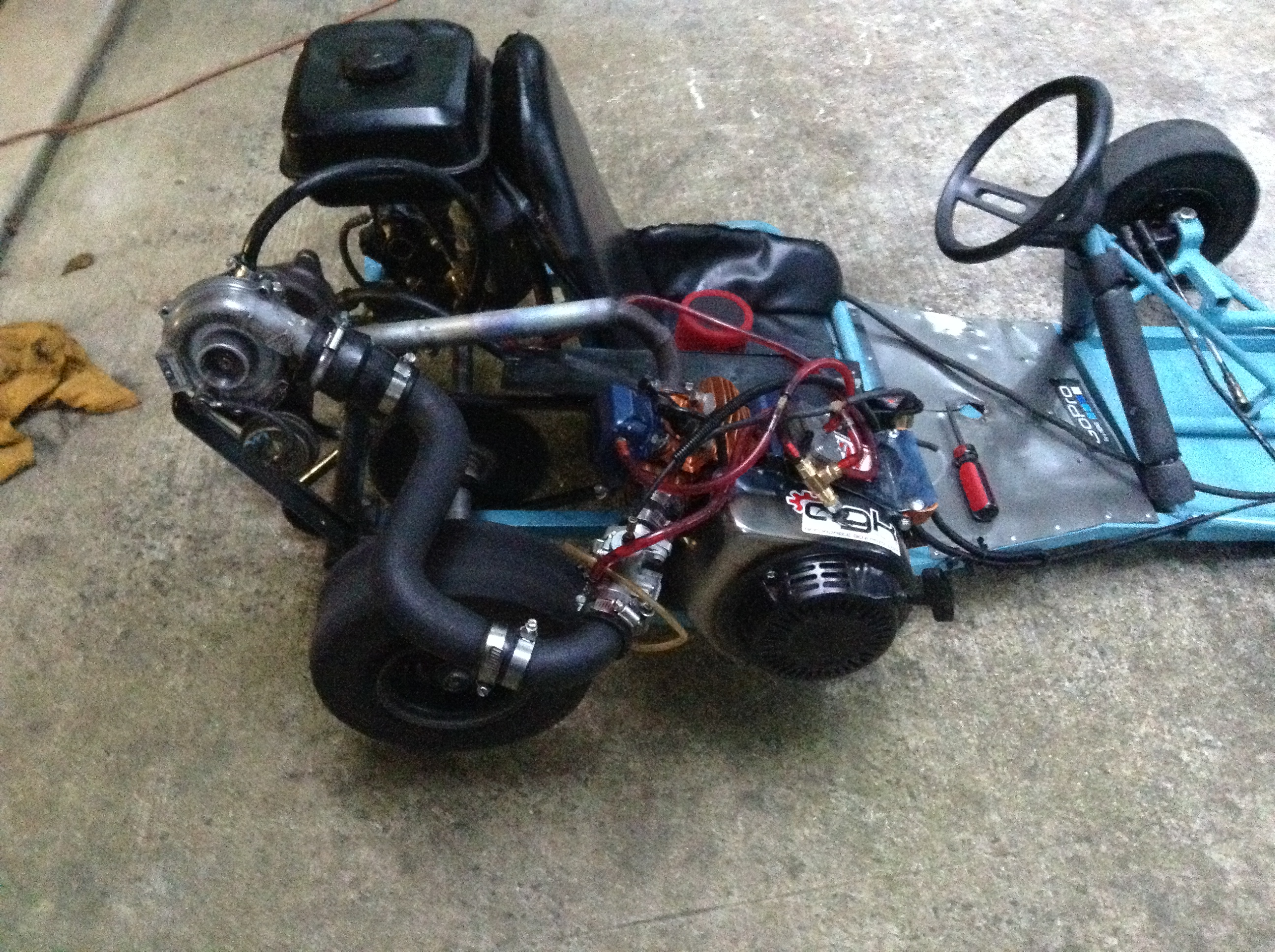 Reborn: Race Kart Turbocharged | Go-Kart Mods